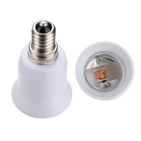 Adaptador de Lámparas E27-E12