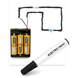 Tinta Electro-Conductora 10 y 50ml