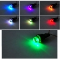 "LED T10 W5W 1 Led inverted Rainbow ""Arco Iris"" 12v"