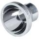 Mirillas metalizada para Led de 5mm