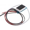 Amperimetro de panel y Shunt