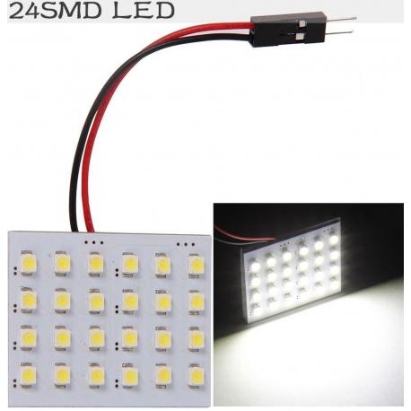 Modulo de 24 led 1210 SMD