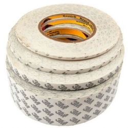 Cintas Adhesivas Doble Cara 3M 9080 para Tiras Led o Móviles