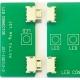 Conectores Placa-Placa paso 4mm SMD