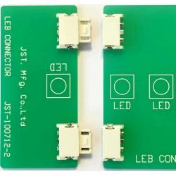 Conectores Placa-Placa paso 4mm SMD JST