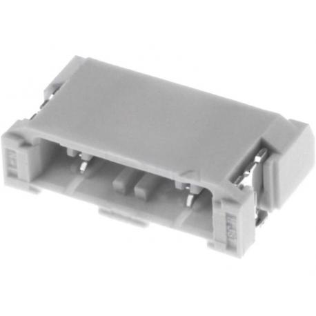 Conector hembra Placa-Placa paso 4mm SMD
