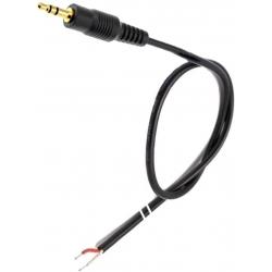 Conectores Jack 3.5 estero con Cable