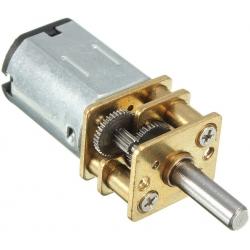 Micro Motor 6-12v con reductora