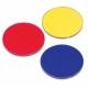 Filtros de cristal de colores de 42mm para Linternas