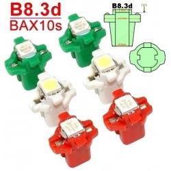 Bombillas Led con Porta Lámpara B8.5 BAX10S