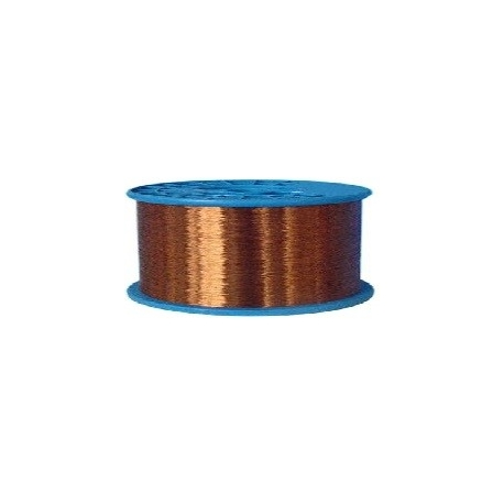 500 Gramos De Carrete alta temperatura Bobina De Cable 1.25 mm-Esmaltada Hilos de bobinado