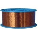 Hilo de cobre esmaltado en bobinas de 1Kg