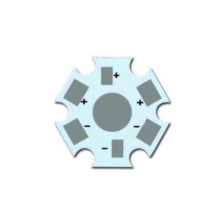 Circuitos Impresos (Alu-Pcb) para Led Lumiled 20x1mm