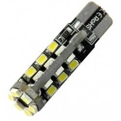 Bombillas T10 Canbus 30 Led 3528-12v