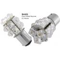 Led P21-5W 13 Led Superflux 12V. BA15D 2 contactos