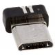 Conector Micro USB B-Macho SMD 5 pin