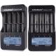Cargador LiitoKala LI500 USB 4 bahías para Litio