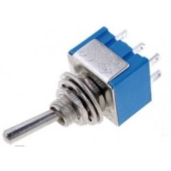 Interruptor de palanca vertical 2C2P-5.7 PRZ