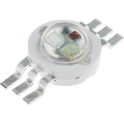 Led RGB tipo GRB 3w 6 pin