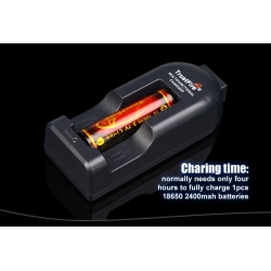 Multi Cargador TrustFire de Bateria TR-002