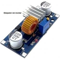Fuente Dc-Dc XL4015 4-38V a 1.25-36V 25w