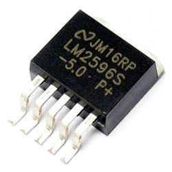 LM2596-S TO-263 smd regulador de Voltaje