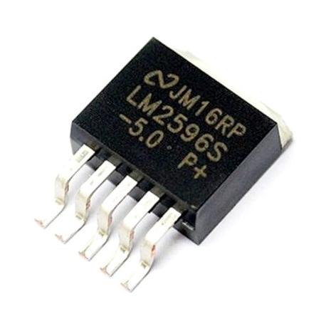 LM2596 NSC TO-263 smd regulador de Voltaje