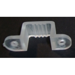 Soportes-clip de PVC
