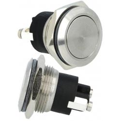 Pulsador Antivandalos de metal IP68