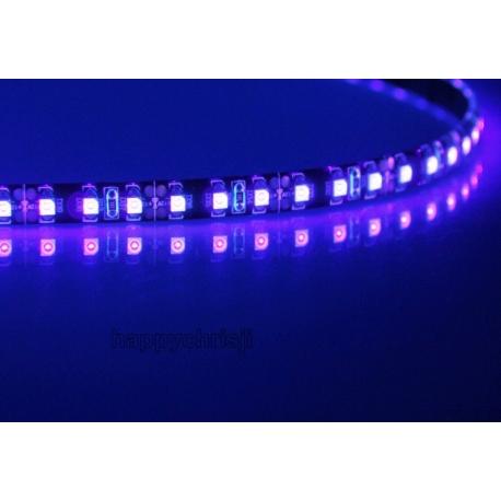 Tira flexible UV IP20 30 Led/metro Led 3528