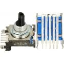 Conmutador giratorio Horizontal SR17