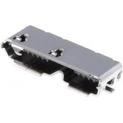 Conector USB B 3.0 Hembra THT