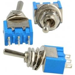 Interuptor de palanca vertical 1C2P-PRZ