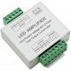 Amplificador PWM 4 canales Led o RGBW 12-24v.24A.
