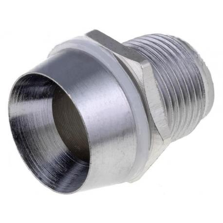 Mirilla led 10mm metal