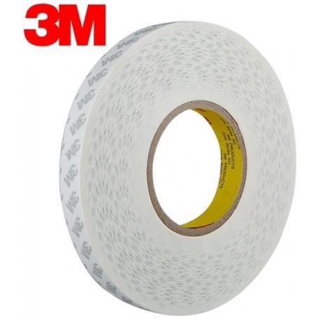 Cinta Adhesiva Doble Cara 3M 10mm