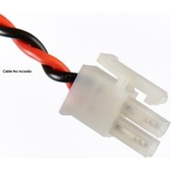 Conector Molex MX39 MiniFit Hembra