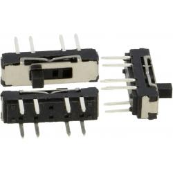 Micro interruptor deslizante 2336 2C-3 posiciones