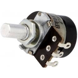 Potenciómetros Ajustables con Interruptor