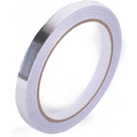 Cinta Adhesiva de Aluminio de 10mm