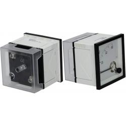 Medidor de panel de voltaje