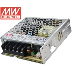 Mini Fuente de alimentación Mean Well LRS75-12
