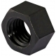 Tornillería M3 Nylon en color Negro