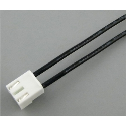 Conectores cableados tipo JST VHR 3.96 3 pin 2 cables