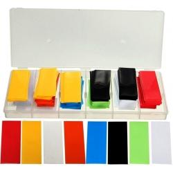 Termo Retráctiles PVC- Juego de 280 de 30x72-75mm