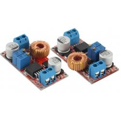 Fuente CC-CV Voltaje y Corriente XL400 5V-32V a 0.8V-30V