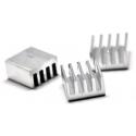 Disipadores Térmicos Aluminio 8.8x8.8x5mm