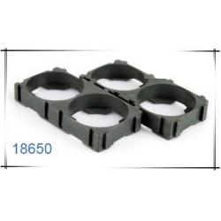 Soportes Porta-baterías 18650