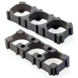 Soporte Porta-baterías 3x18650