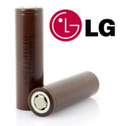 Bateria Litio LG HG2 ICR18650 3.7v. 3000mAh